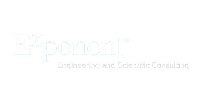 [image of Exponent Consulting logo]